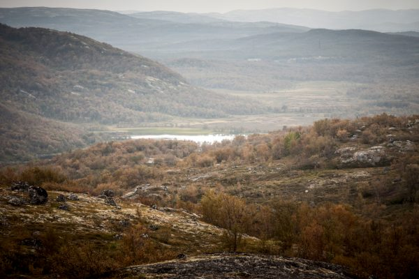 Вид со Слоновки в сторону Питьевого озера