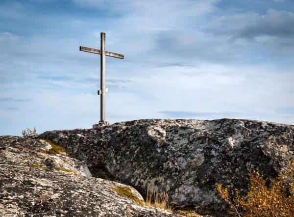 Поклонный крест на Слоновке